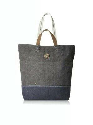 NEW Kipling Hoongry Aged Grey large shopper shoulder tote travel Bag 24.5L £119