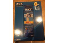 Oral B precision clean