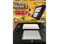 Nintendo 2DS Super Mario Bundle