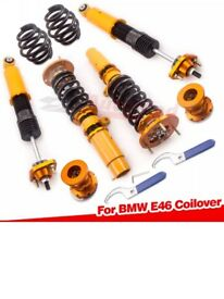 Bmw 3 series suspension coilover complete brand new