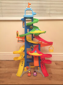 City Skyway Playset