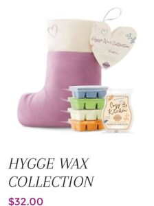 Scentsy's new Hygge Holiday Bar Collection!