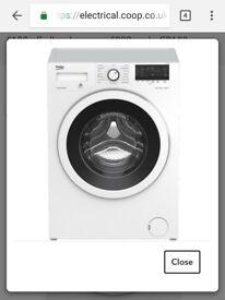 Beko WS832425W 1300 Spin, 8kg Washing Machine