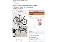 Bike Rack Free Standing