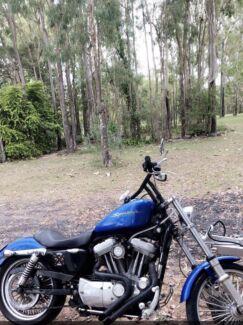 Harley Davidson sportster custom Crestmead Logan Area Preview