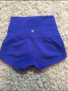 "In movement lulu shorts ""2"""