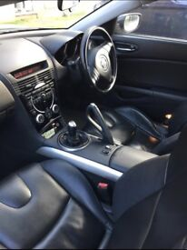 Mazda rx8 remapped coupe 2004