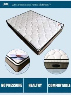 Latex Foam Eurotop Mattress Featuring High quality Pocket Springs South Yarra Stonnington Area Preview