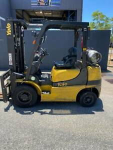 Yale GLP25RK 2.5T Forklift Bassendean Bassendean Area Preview