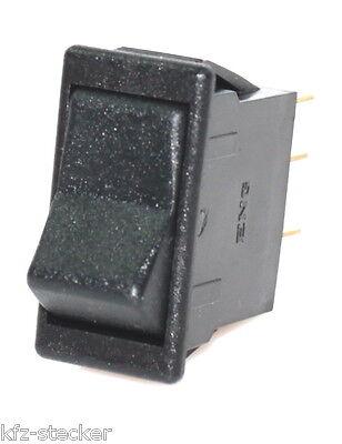 ENG Schalter Taster Wippentaster ohne Aufdruck 111032 Wipptaster Kipp 12 V Kfz