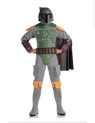 Kostüm - XL (Star Wars Boba Fett Kostüm)