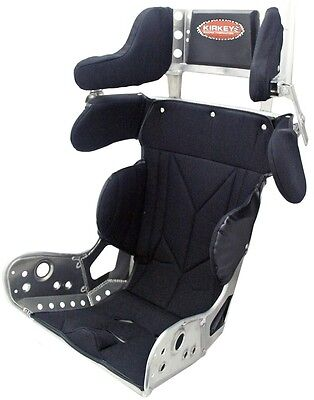 KIRKEY RACING FULL CONTAINMENT SEAT,18° LAYBACK,14