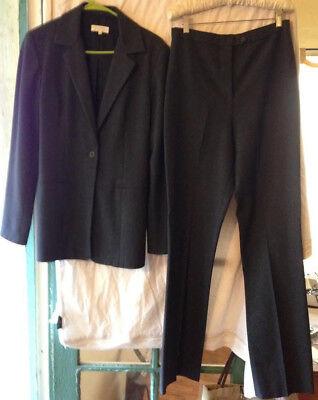 PARELLEL Women's pant suit GREY size 10