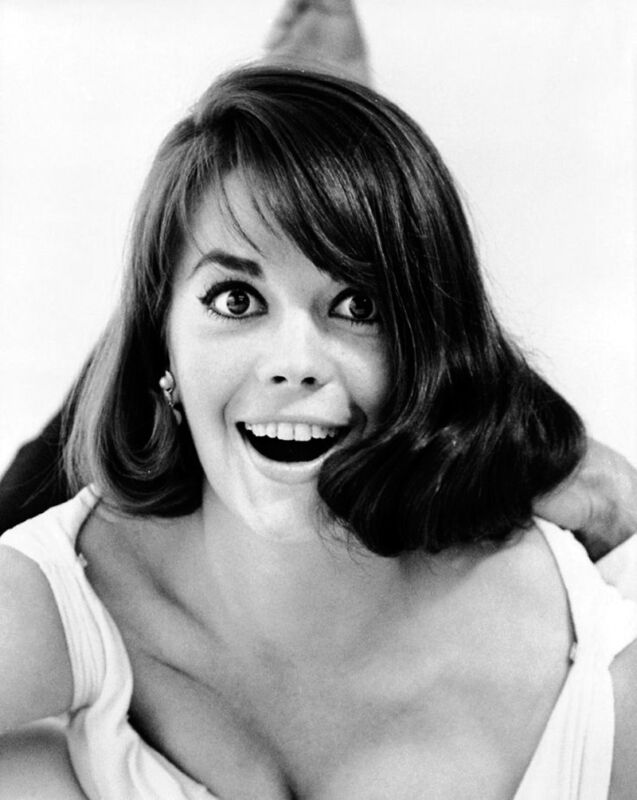 Natalie Wood Surprised 8x10 Photo Print