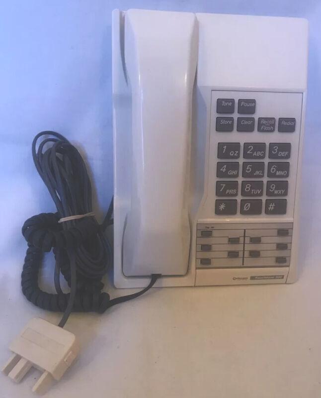 Vintage Telecom Telephone Touchfone 200
