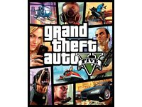 GTA 5 for PS4 like new