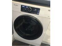Whirlpool 10 kg direct drive washing machine