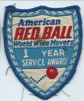 American Red Ball World Wide Movers