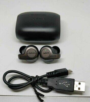 Jabra Elite 65t True Wireless Sport Earbuds - Titanium Black #29