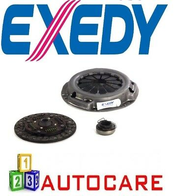 EXEDY 3 Piece Clutch Kit to fit Daihatsu Sirion and Subaru Justy