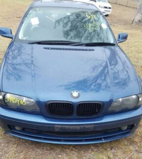 2000 BMW 3-S E46 COUPE 6CYL 5SP AUTO   SELLING COMPLETE #B1061-SC Bankstown Bankstown Area Preview