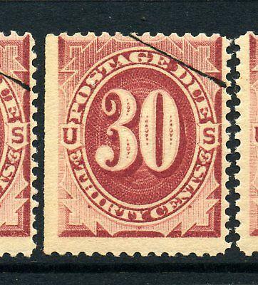 Scott #J27 Postage Due Used Stamp (Stock #J27-28)