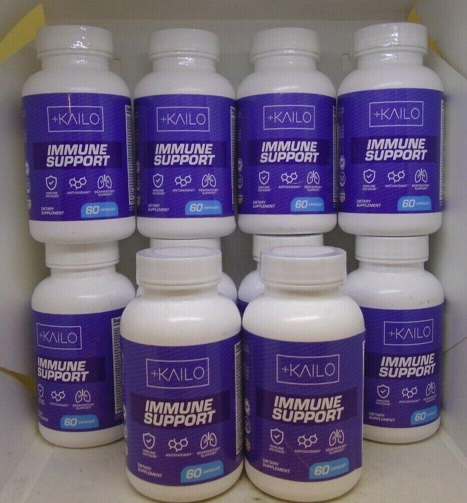 Immune support Antioxidant's Immune Booster 60 capsules 10 Pack