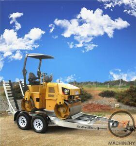 NEW SUREWELD SW2400 2.4T ALUMINIUM ROLLER PLANT TRAILER Austral Liverpool Area Preview