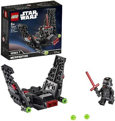 LEGO Star Wars Kylo Ren's Shuttle Microfighter Building Set Foldable Wings NEW