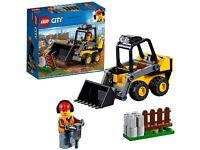 LEGO City Construction Loader - 60219, Brand New, Sealed