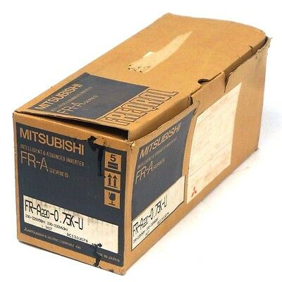 New Mitsubishi Fr-a220-0.75k-u Drive Fra220075ku