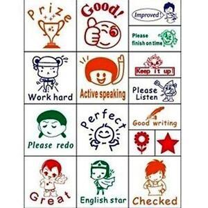 Teacher Homework Rubber Stamp - image 7