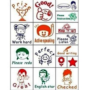 Teacher Rubber Stamp Sets