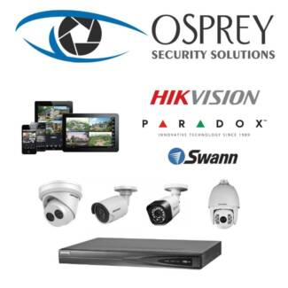 CCTV SECURITY CAMERA ALARM INSTALLATION HIKVISION CHEAP