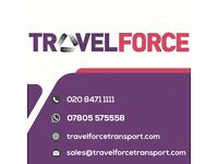 Mercedes Minibus Hire With Driver - Cheap London Service, Price MATCH Guarantee. New reliable buses.