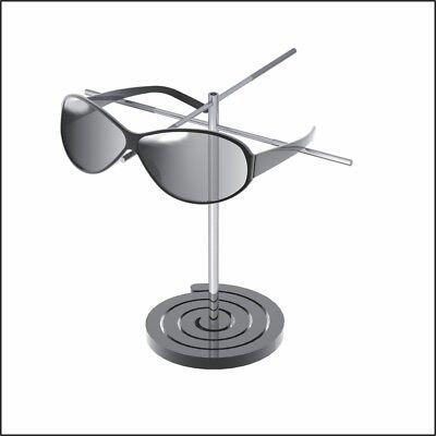 Optical Display - Snail Frame Holder - Black