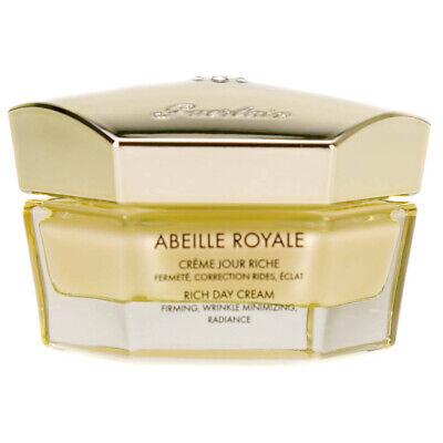 Guerlain Abeille Royale Rich Day Cream Moisturiser 50ml Moisturising Cream - New