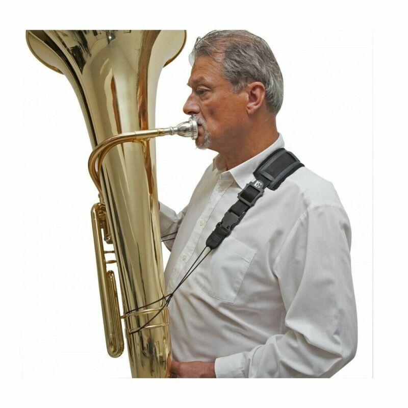 BG France Tuba & Euphonium Shoulder Strap - 2x Attachments