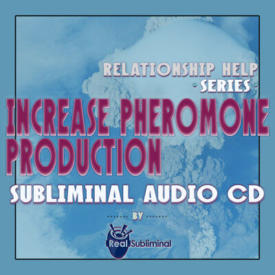 Subliminal Relationship Help Series: Increase Pheromone Production Audio CD