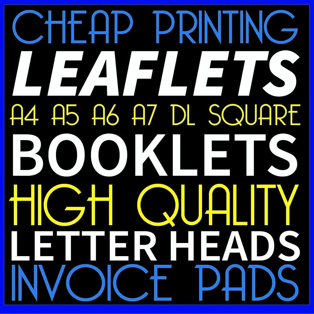 cheap flyers online