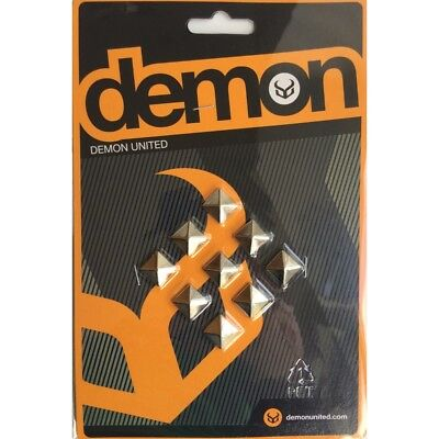 Demon Small Cleat Snowboard Stomp Pad NEW Board Traction Metal Spikes