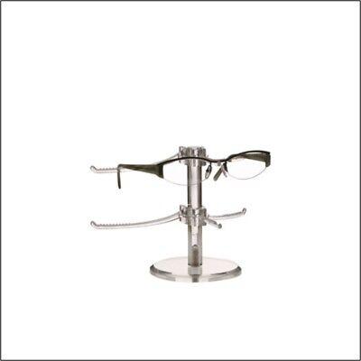 Eyewear Sunglass Display - Beveled Base Y-clip Eyewear Display Small