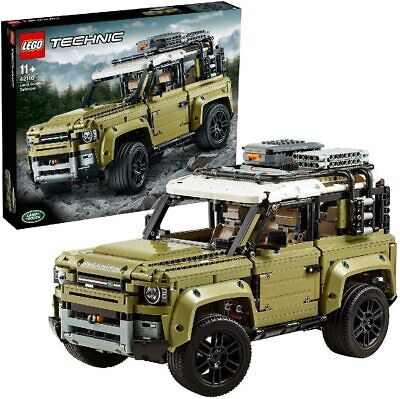 LEGO 42110 Technic Land Rover Defender NEW-SEALED!
