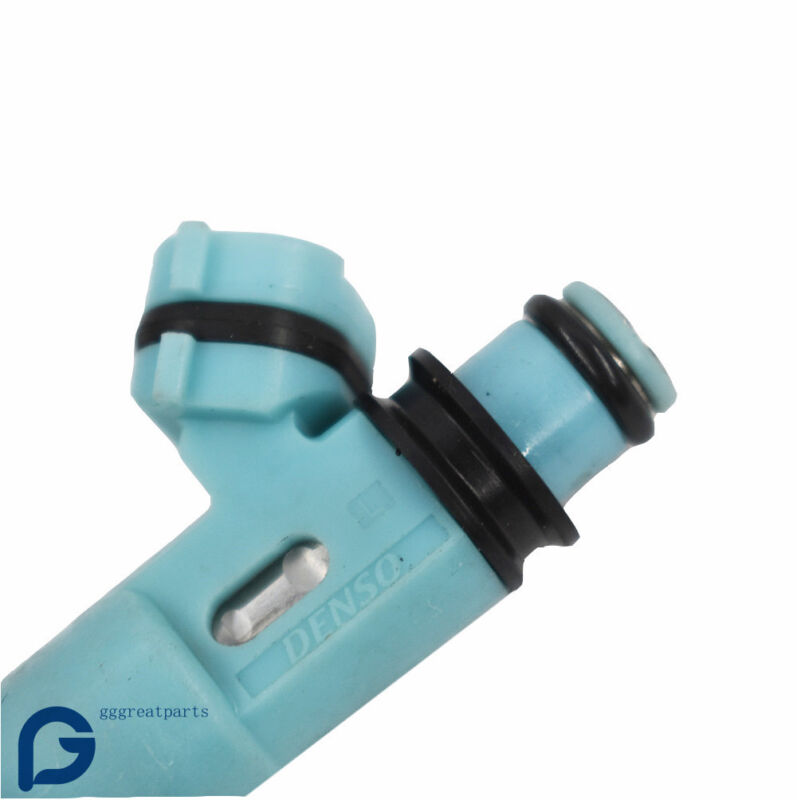 6x Fuel Injector For Denso Toyota Supra Lexus GS300 SC//IS300 3.0L 2325046090