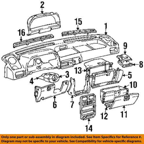 Genuine Hyundai 84852-24500-PJ Lower Steering Column Shroud