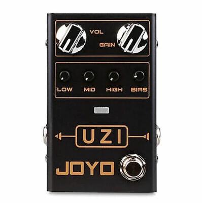 Joyo R-03 Uzi Distortion High Gain 3 Band EQ Bias Control Friedman BE-OD Clone