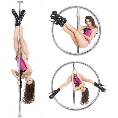 Dance Pole - Stripper Pole Adjustable Easy Installation Erotic Dancing