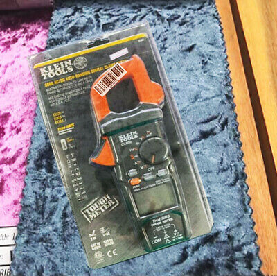 Kleins Tools Cl800 Digital Meter Clamp Impedance Ac Auto-range Accessories