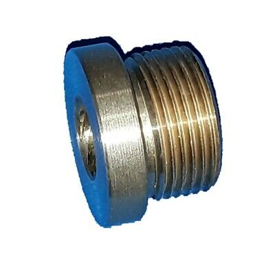 304030-nut-bronze 12-10 5 Start Acme Precision Nut For Right Hand Threaded Rod
