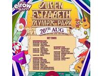 ELROW ticket for SUNDAY / LONDON